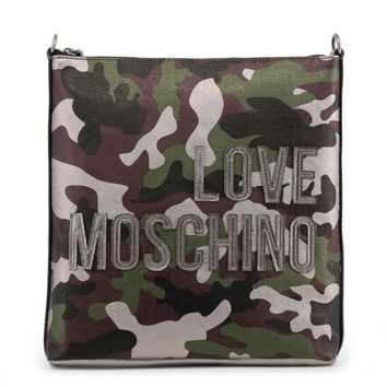 Love Moschino Women Green Crossbody Bags