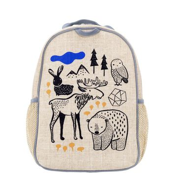 SOYOUNG WEE GALLERY NORDIC TODDLER BACKPACK