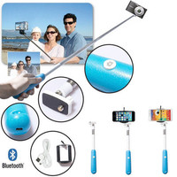 Extreme Selfie Monopod Shooter with Built-In Bluetooth & Rechargeable Battery