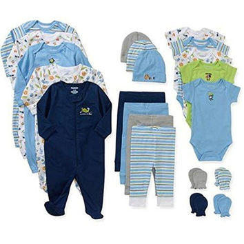Garanimals Newborn Boy Layette Set