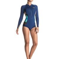 Pop Surf 2mm Long Sleeve One Piece Wetsuit 889351695352 | Roxy