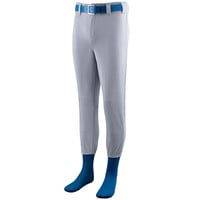 Augusta 801 Softball Baseball Pant - Blue Gray