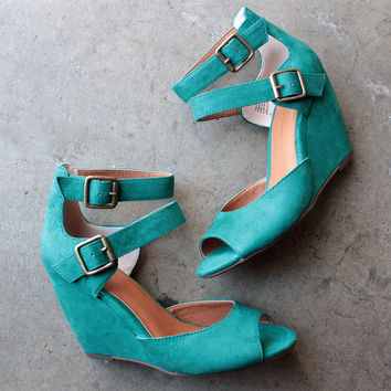 Spark in Teal from BC Footwear