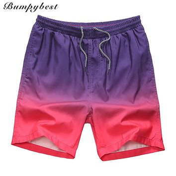 Men Beach Summer Quick Drying Men Shorts Short Home Men slim Board Shorts