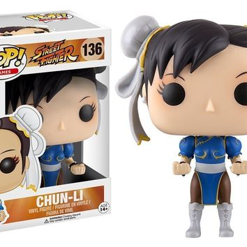 "Funko Pop Chun Li Street Fighter 3.75"" Vinyl Figure"