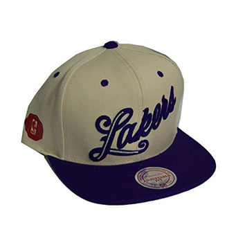 Mitchell & Ness Los Angeles Lakers Christmas Day Snapback Hat