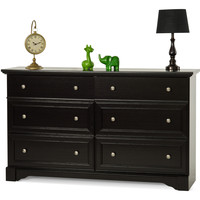 Child Craft Updated Classic Double Dresser F01309
