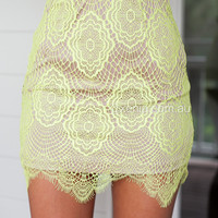 Orchard Lace Skirt