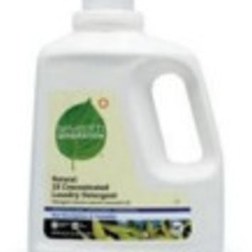 Seventh Generation Blue Eucalyptus Ultra Liquid Laundry Detergent -4x100 Oz-