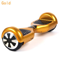 Two Wheel Self Balancing Electric Scooter for Kids and Adults (with Samsung Battery & Carrying Case) Free Shipping Golden