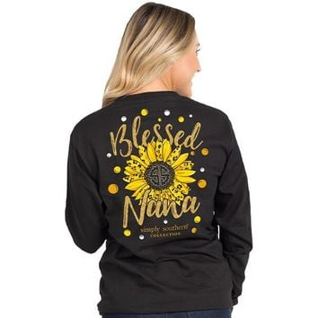 Blessed Nana - SS - F19 - Adult Long Sleeve
