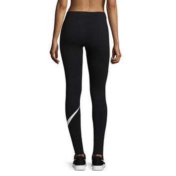 Club Mid Rise Logo Leggings JCPenney