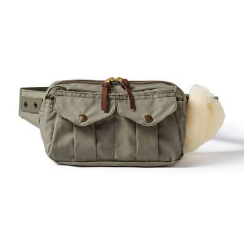 Filson Cover Cloth Fishing Waist Pack