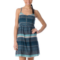 O'Neill All The Lights Dress in Navy at Zumiez : PDP