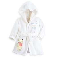 Winnie the Pooh Robe for Baby