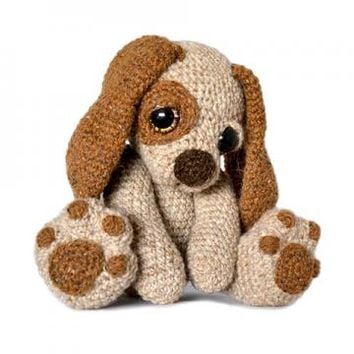 Buy Moss the Puppy dog amigurumi pattern - AmigurumiPatterns.net