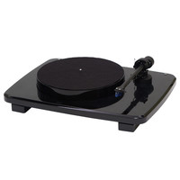 Music Hall: Ikura Turntable w/ Ortofon 2M Blue - Black
