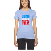 United States of Twerk - Women's Tee