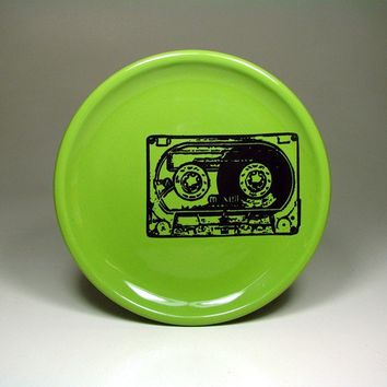 little plate mix tape (avocado green) - Made to Order / Pick Your Colour