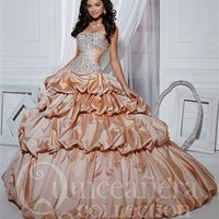 Quinceanera Collection 26738 | Quinceanera Dresses | Quince Dresses | Dama Dresses | GownGarden.com