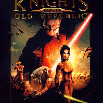 Star Wars Knights of Old Republic - PC CD (Game Only)