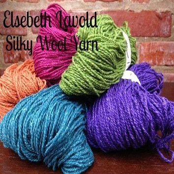 Elsebeth Lavold Designer's Choice Silky Wool Yarn