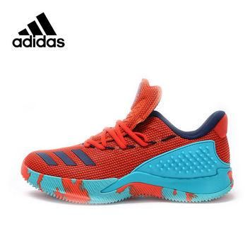 Official New Arrival Adidas BALL LOW Men's Basketball Shoes