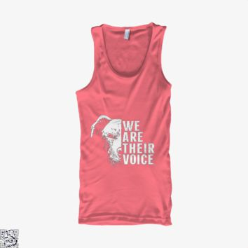 The Pitbull We Are Their Voice, Pitbull Tank Top