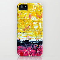 Color Combo #1 iPhone & iPod Case by Claudia McBain