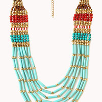 Globetrotter Layered Necklace