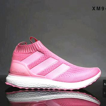 Adidas ACE 16+ PURECONTROL ULTRA BOOST Women Men Shoes B-SSRS-CJZX