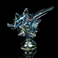 Sidecar Bubbler with Spikes
