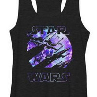 STAR WARS TFA SPACE FLIGHT TANK JUNIORS T-SHIRT