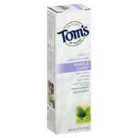 Tom'S Of Maine Whole Care Toothpaste Spearmint - 4.7 Oz - Pack Of 1