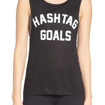 Private Party Hashtag Goals Tank | Nordstrom