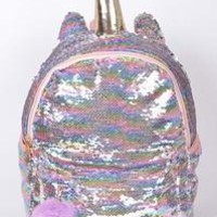 2018 Unicorn Glitter Backpack