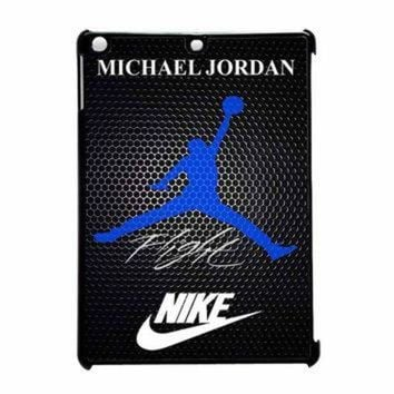 LMFUG7 Jordan Black Style iPad Air Case