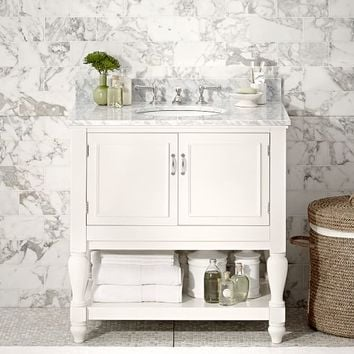 Newport Single Sink Console