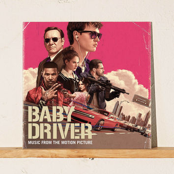 Various Artists - Baby Driver Soundtrack Exclusive 2XLP | Urban Outfitters
