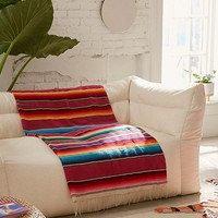 One-Of-A-Kind Woven Beach Blanket | Urban Outfitters