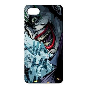 The Joker HAHa TPU Back Case Cover For Mobile Phone - T1680