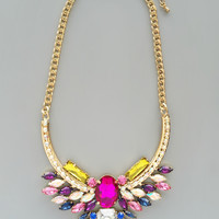 Ebergy Crystal Necklace