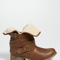 helen boot with sherpa lining