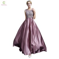 Long Evening Dress Luxury Formal Dress Plus Size Bridal Elegant Prom Dresses robe