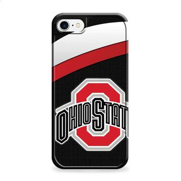 Ohio State logo under stripes iPhone 6 | iPhone 6S case
