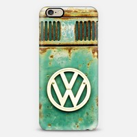 Retro VW iPhone 6 case by Alice Gosling | Casetify