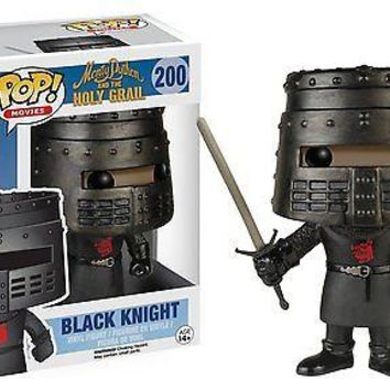 Funko Pop Movies: MPHG - Black Knight Vinyl Figure
