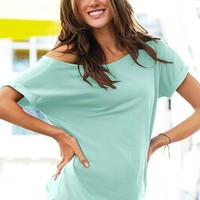 Cuffed-sleeve Tunic