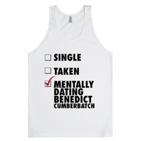 Mentally Dating Benedict Cumberbatch