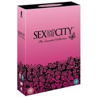 Sex And The City: The Complete Seasons 1 - 6 Collection (20 Discs)
